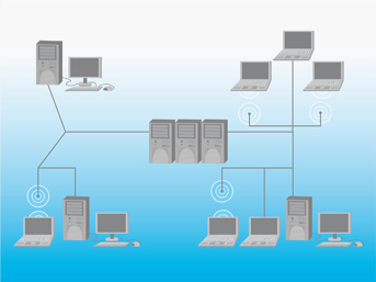 memphis computer networking network security firewalls servers
